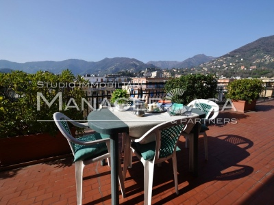 RAPALLO (GE) Attico con grande terrazza 70 mq. Formula RENT TO BUY
